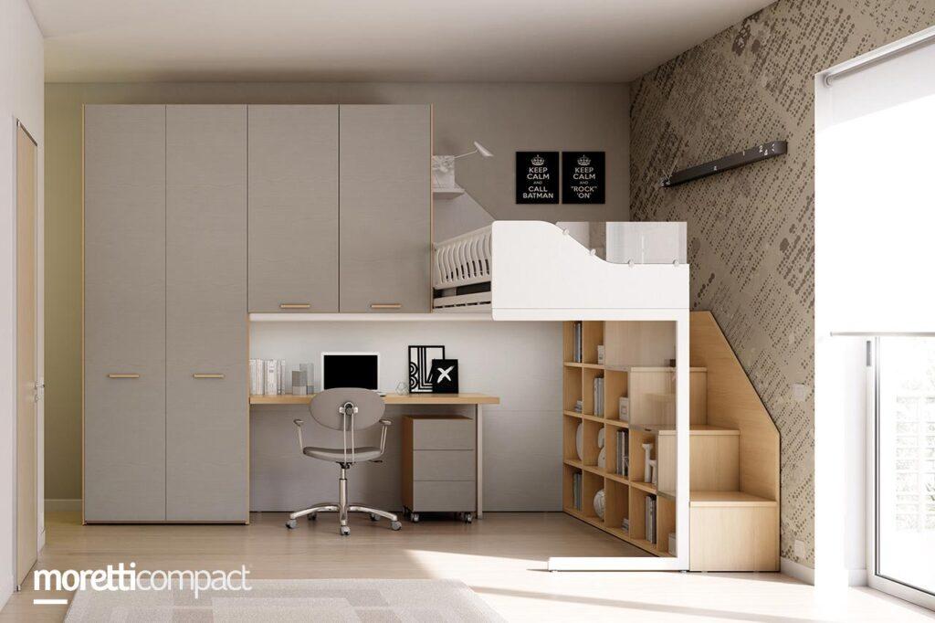 Soppalco KIDS Moretti Compact