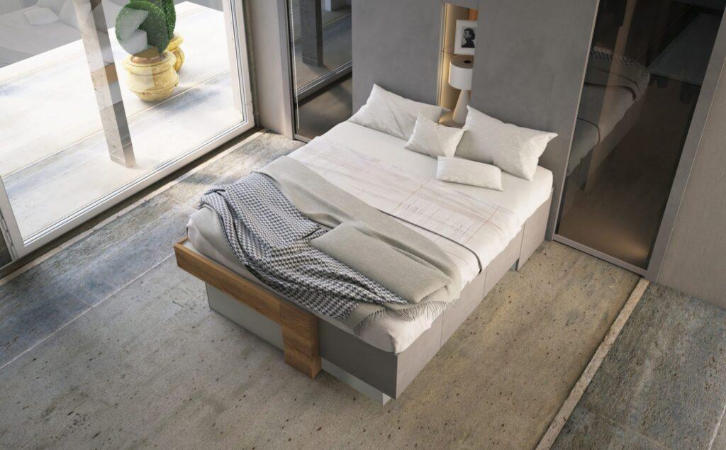 composizione--cabina-con-letto-Cargo